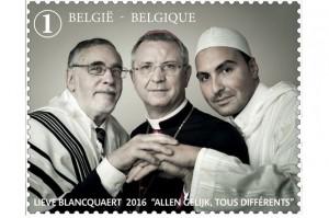 belgium_Stamp
