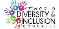 World D&I Congress logo